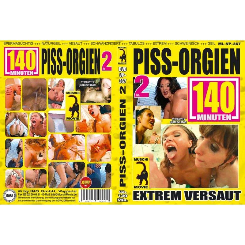 bisexuell piss orgie