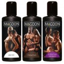 Magoon Massage-Öle 3x50 ml